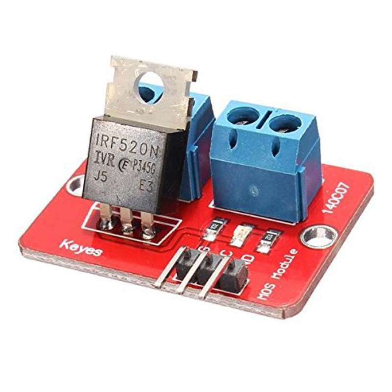 Módulo Mosfet Irf520 Driver Controlador