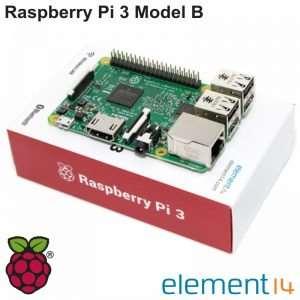 Raspberry Pi3 1.2ghz