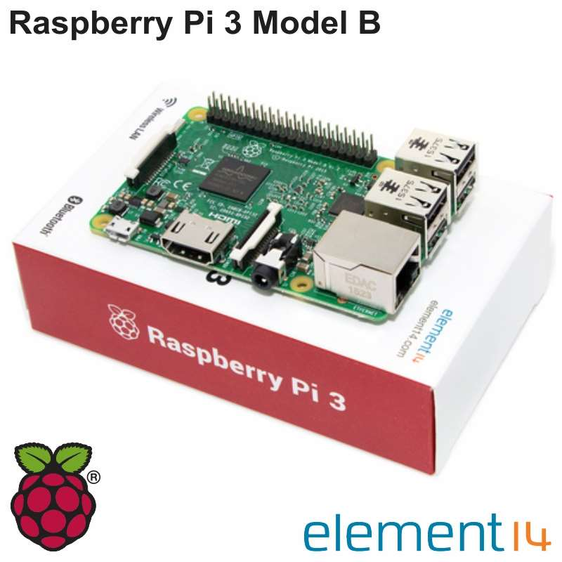 Raspberry Pi3 1.2ghz