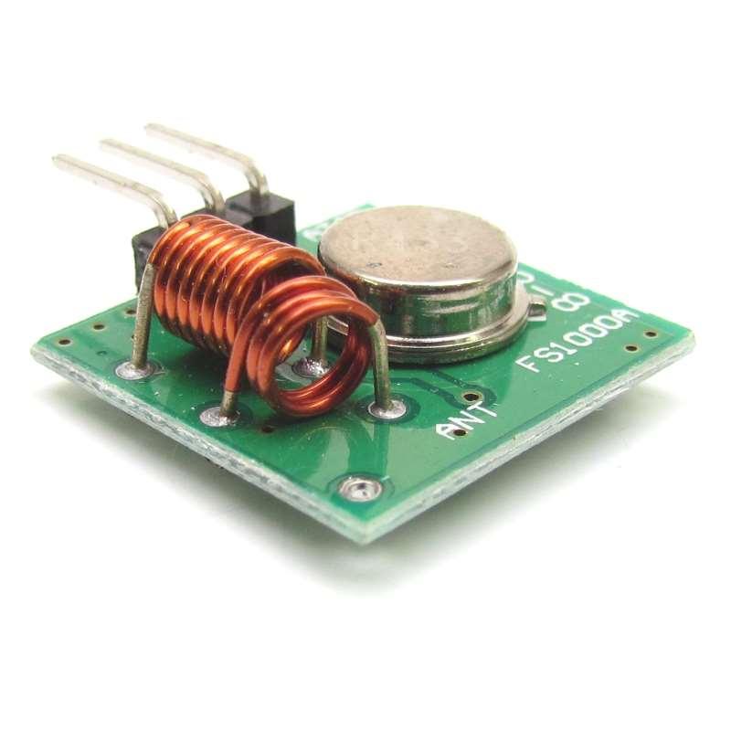 Módulo Rf Transmissor Receptor