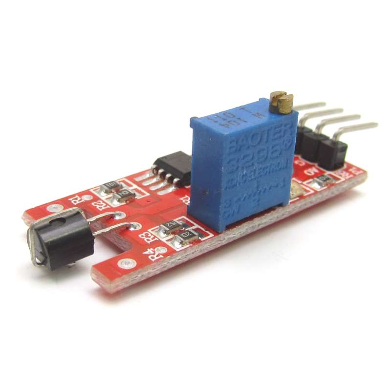 Modulo Sensor Touch Metal