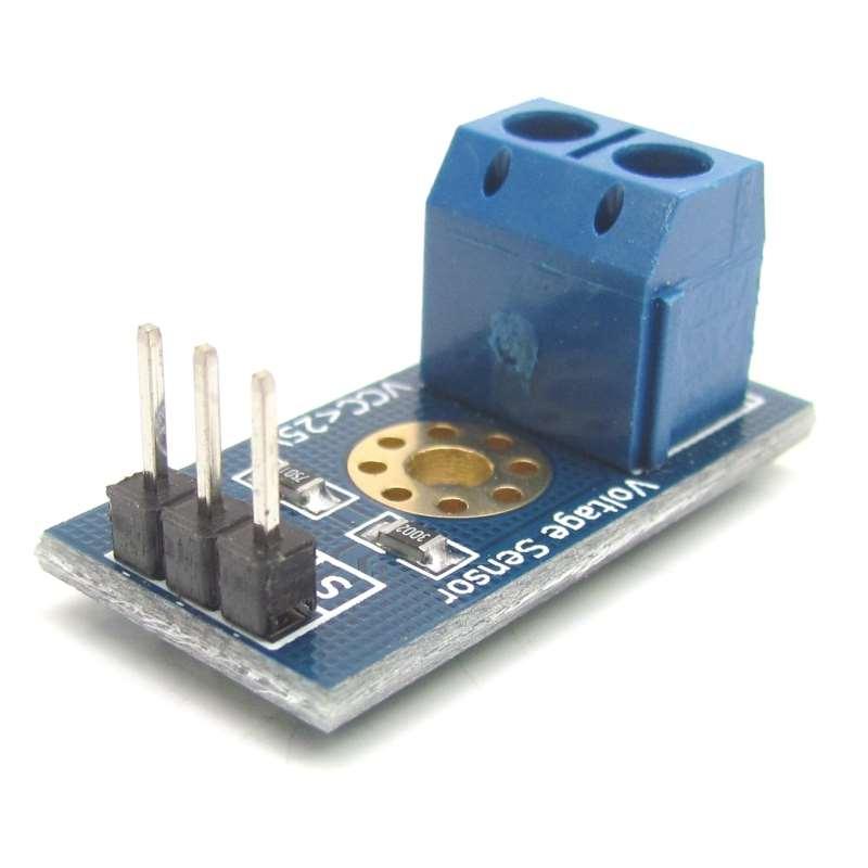 Sensor De Tensão 25V