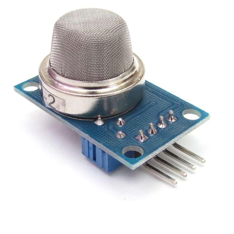 Sensor de Gás MQ-2 Arduino