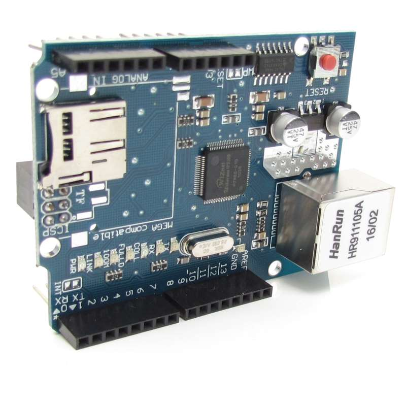 Shield Ethernet W5100