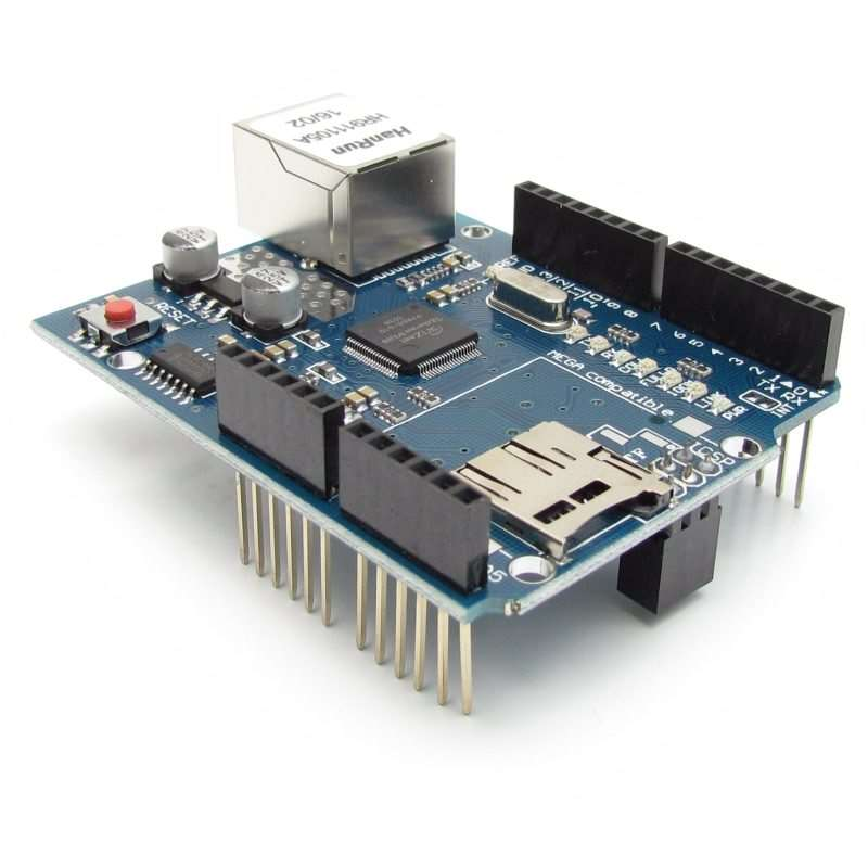 Shield Ethernet W5100