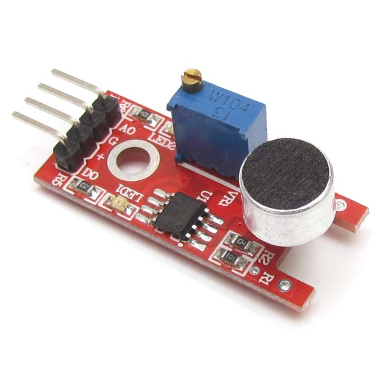Módulo Sensor Som Ky038