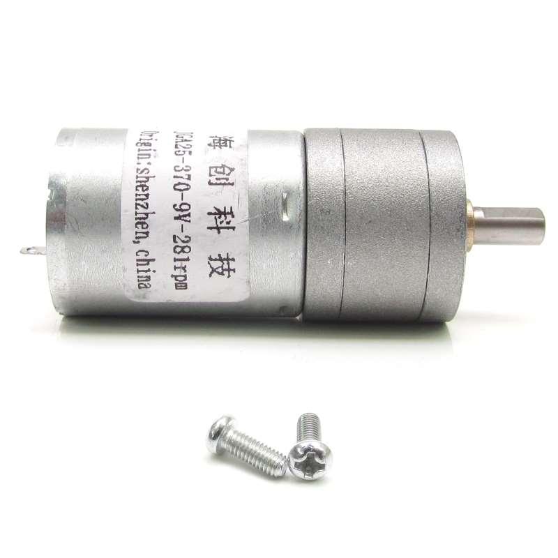 Motor Com Redução 77 | 281 RPM