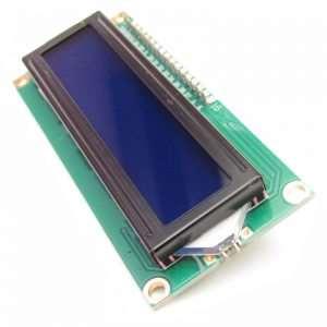 Display Lcd 16x2 I2c