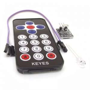 Kit Controle Remoto Ir