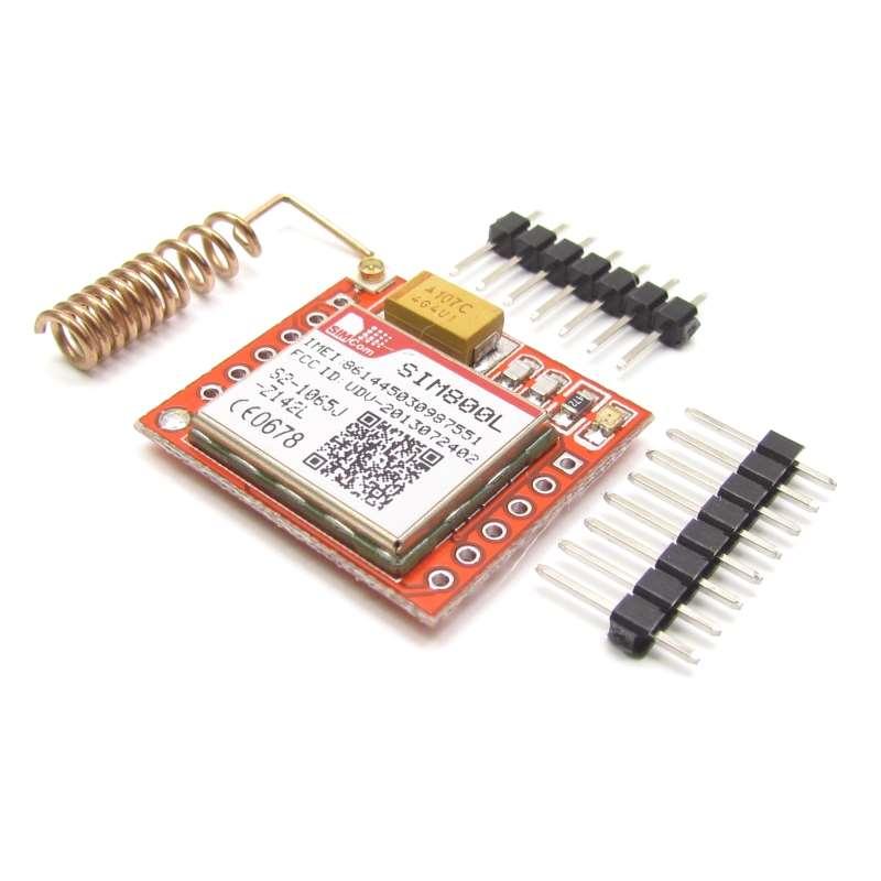 Gprs Gsm Arduino Sim800l