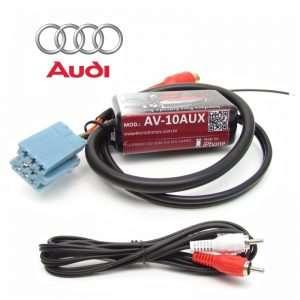 Cabo auxiliar Audi