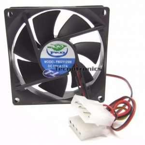 Micro Ventilador 80x80x25 0,17a
