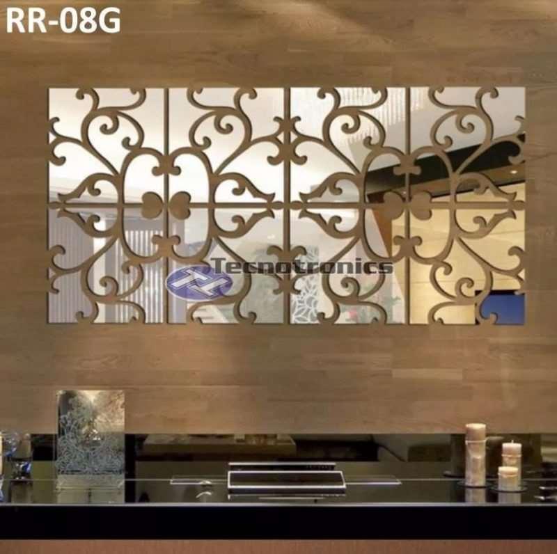 8 Espelhos RR-08G