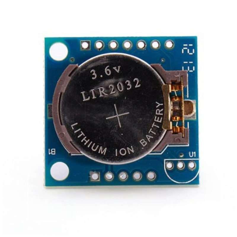 Relógio Tempo Real DS1307 I2C