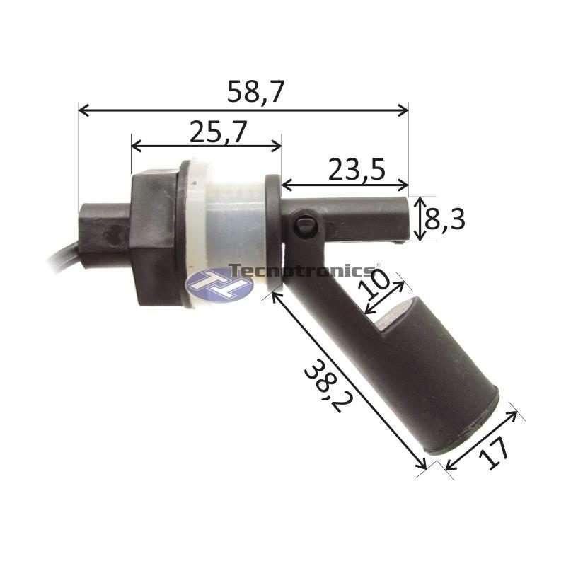 Boia Sensor de Nível Arduíno