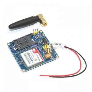 Módulo GSM GPRS SIM900A