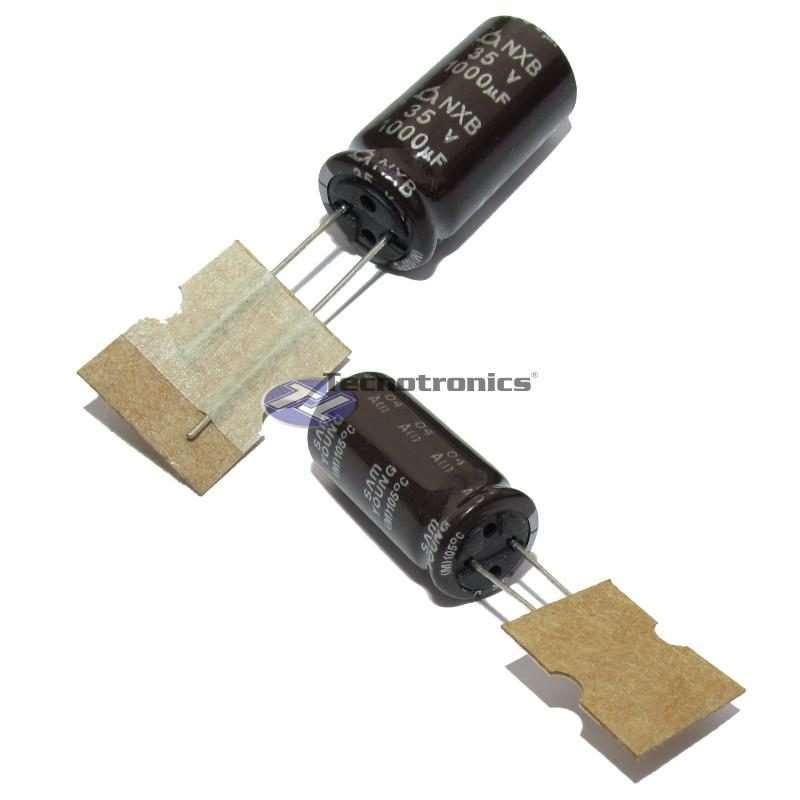 Capacitor Eletrolítico 1000uF