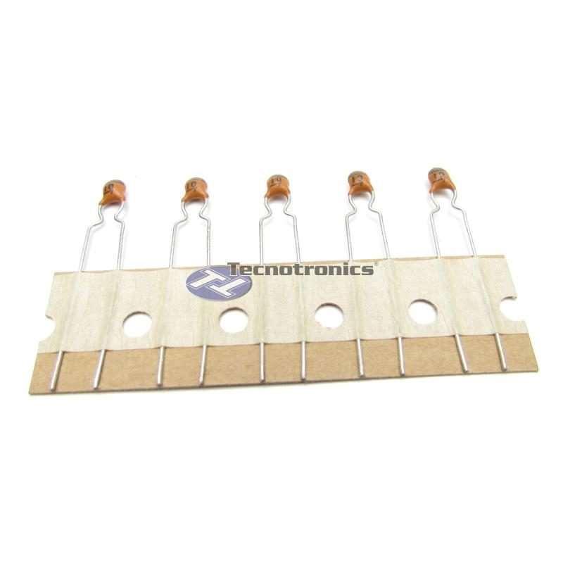 Capacitor Cerâmico 10pF