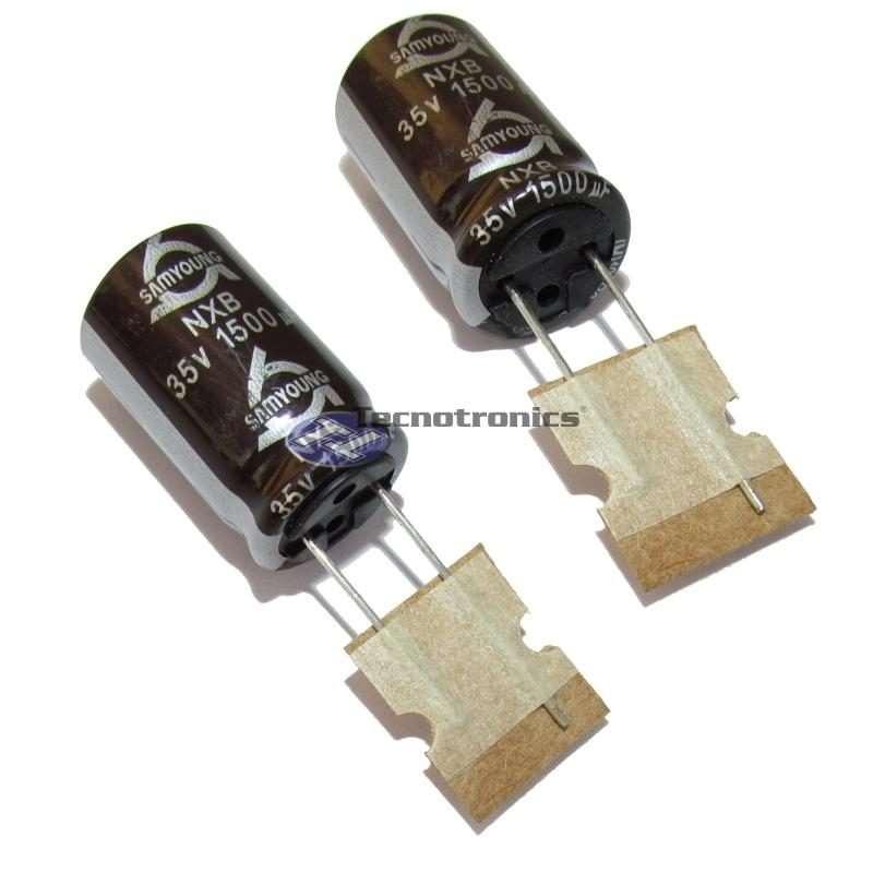 Capacitor Eletrolítico 1500uF