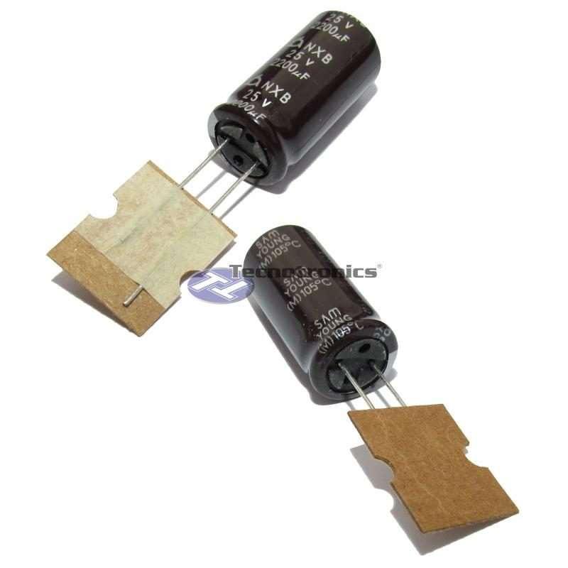 Capacitor Eletrolítico 2200uF