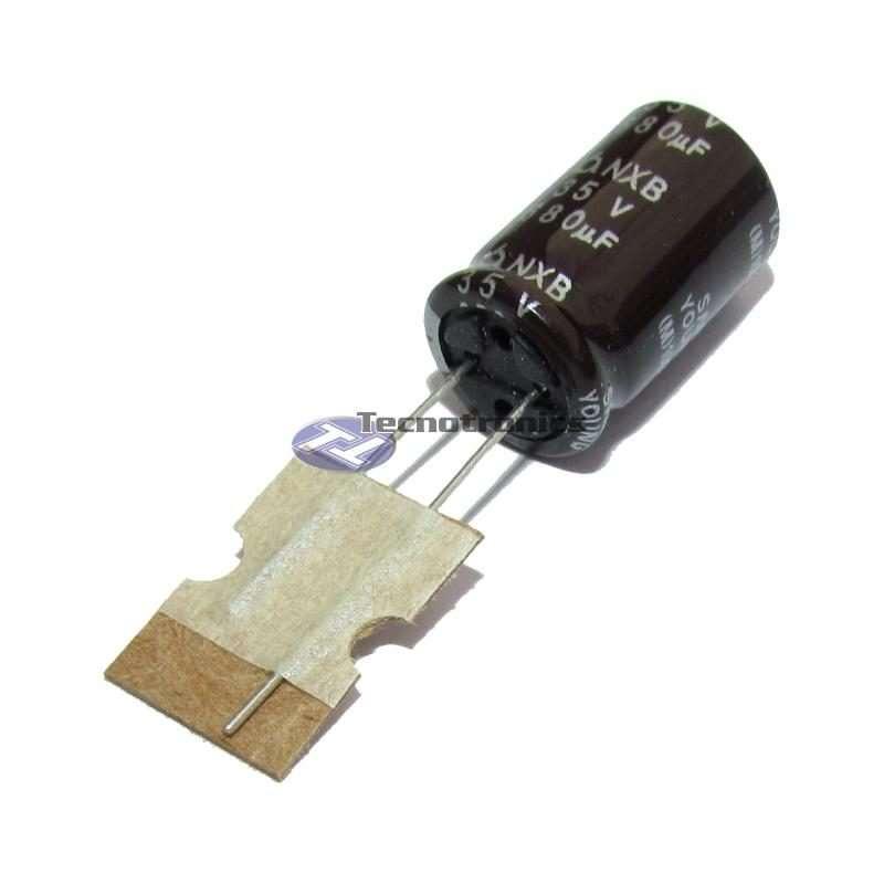 Capacitor Eletrolítico 680uF