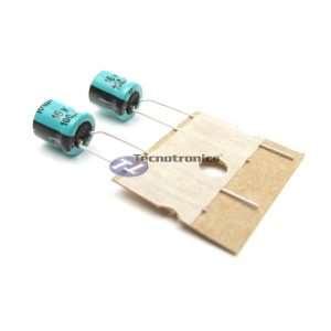 Capacitor Eletrolítico 100uF