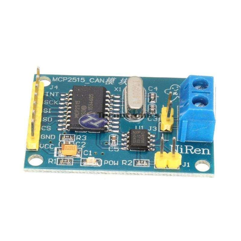 MCP2515 Módulo CAN BUS TJA1050 Arduino OBDII