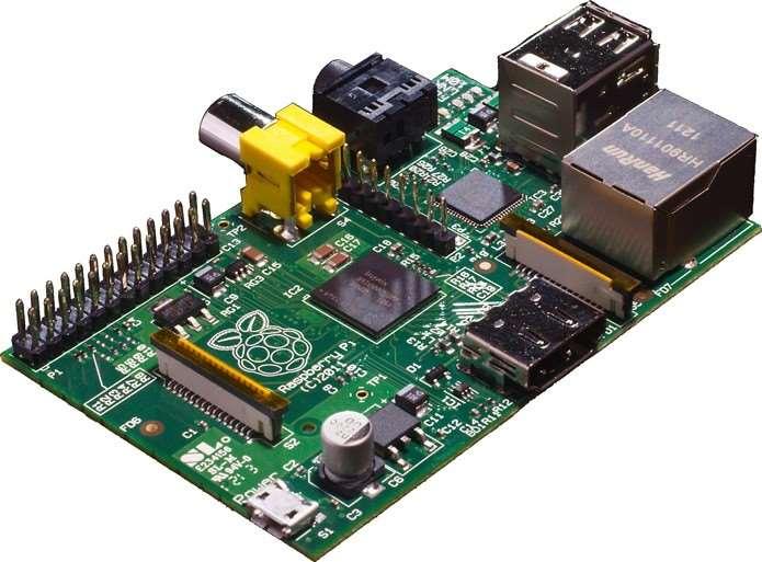 Como funciona o Raspberry Pi?