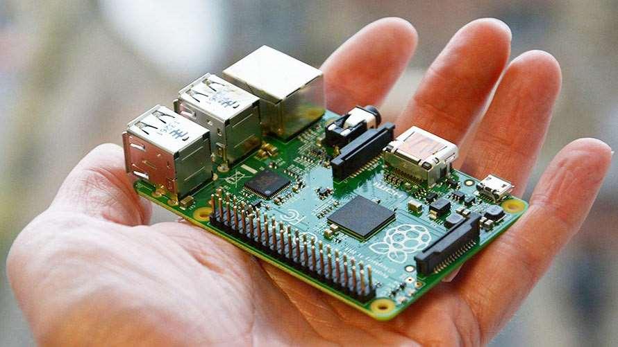 Como usar o Raspberry