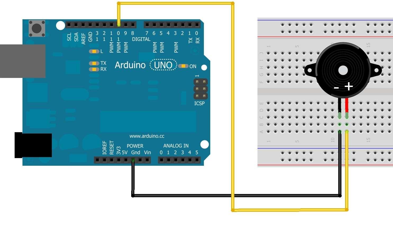 Como gerar Sons com Arduino?