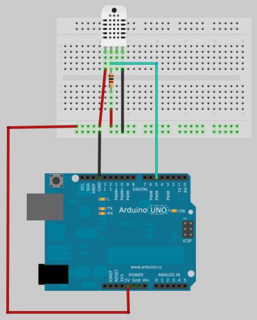 Como Ligar e Desligar um umidificador de Ar com Arduino