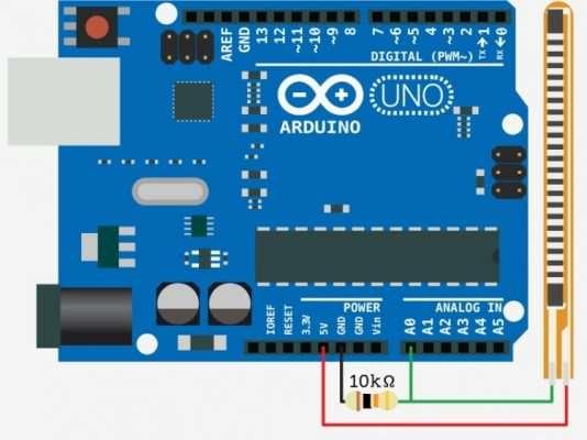 Como utilizar o Sensor Flex com Arduino
