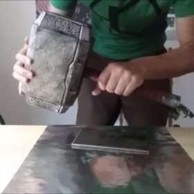 Martelo do Thor com Arduino
