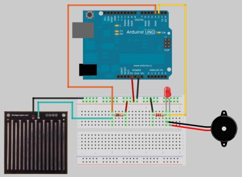 Como utilizar o Sensor de Chuva com Arduino