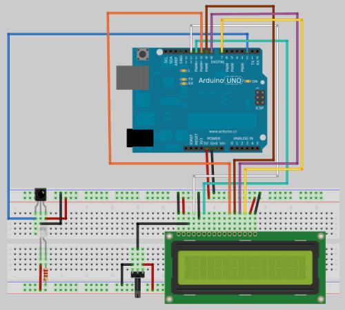 Como utilizar Tacômetro com Arduino
