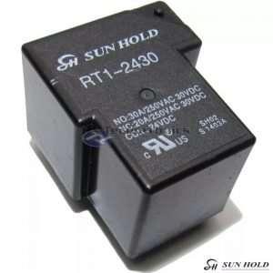 Relé de 24V T90