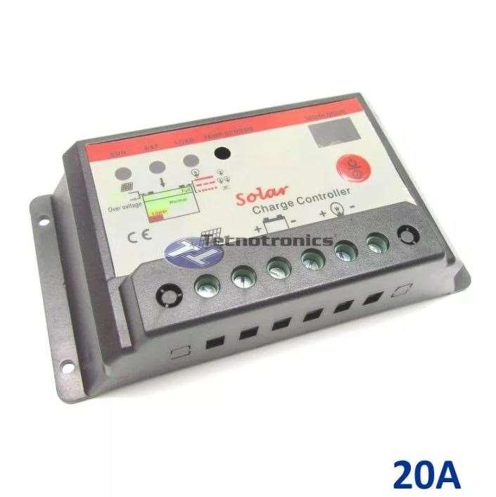 Controlador de Carga 20A