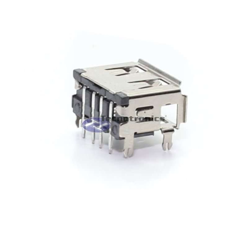 Conector USB femea para Notebook