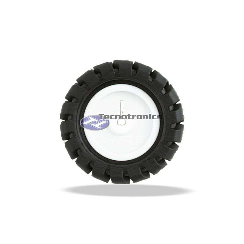 roda 42 mm micromotor dc n20