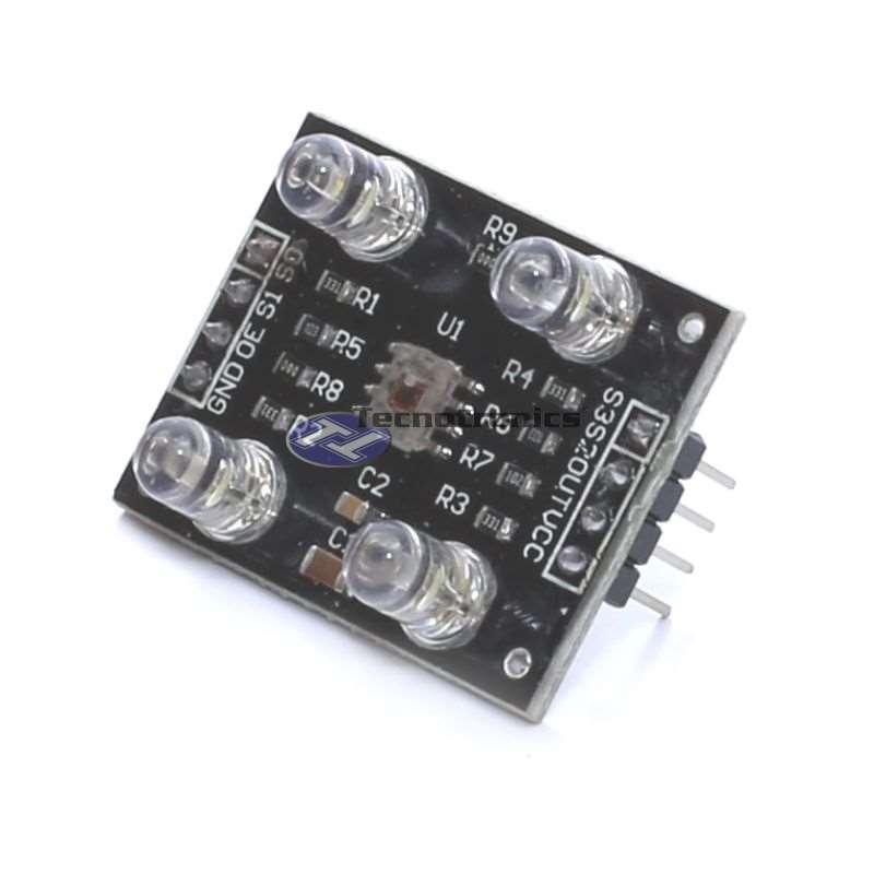 Módulo Sensor de Cor TCS230