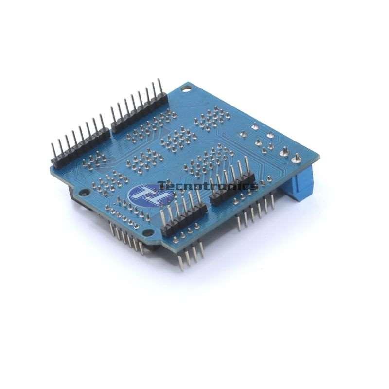 Placa Expansão V5.0 Shield Sensor