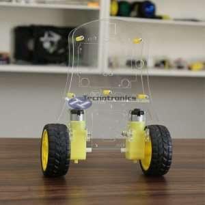 Chassi Robo Equilibrista