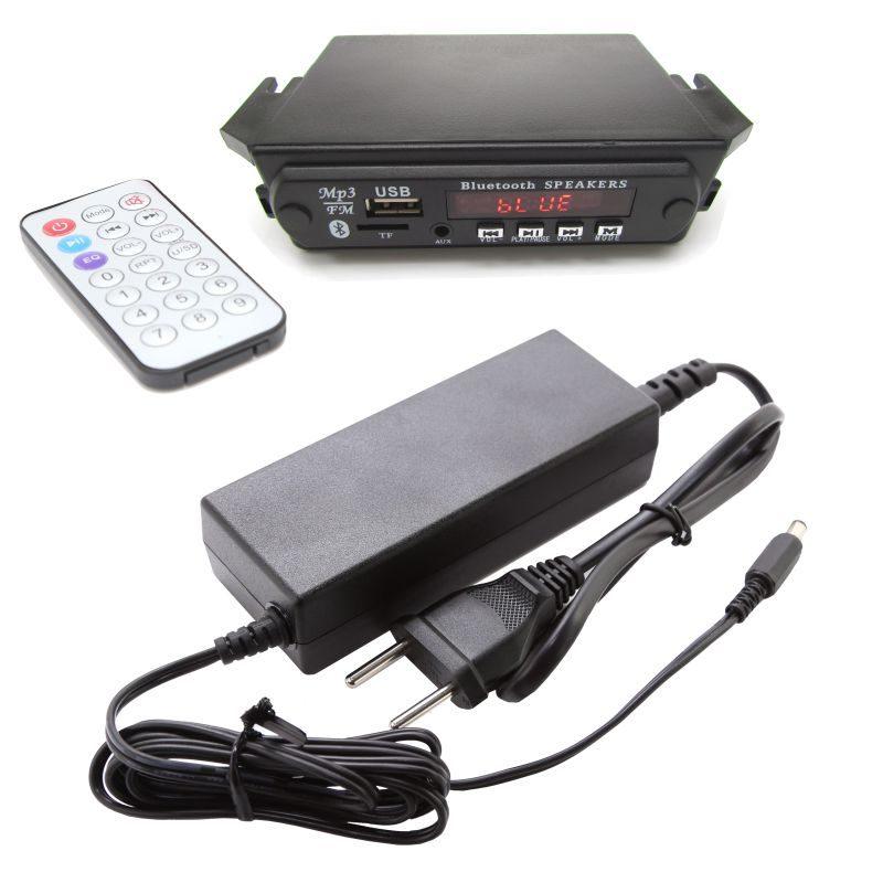 Mini Tocador USB Bluetooth