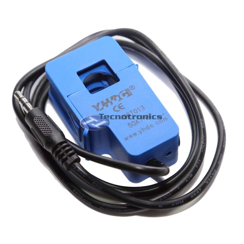 Sensor de Corrente 50A 1V