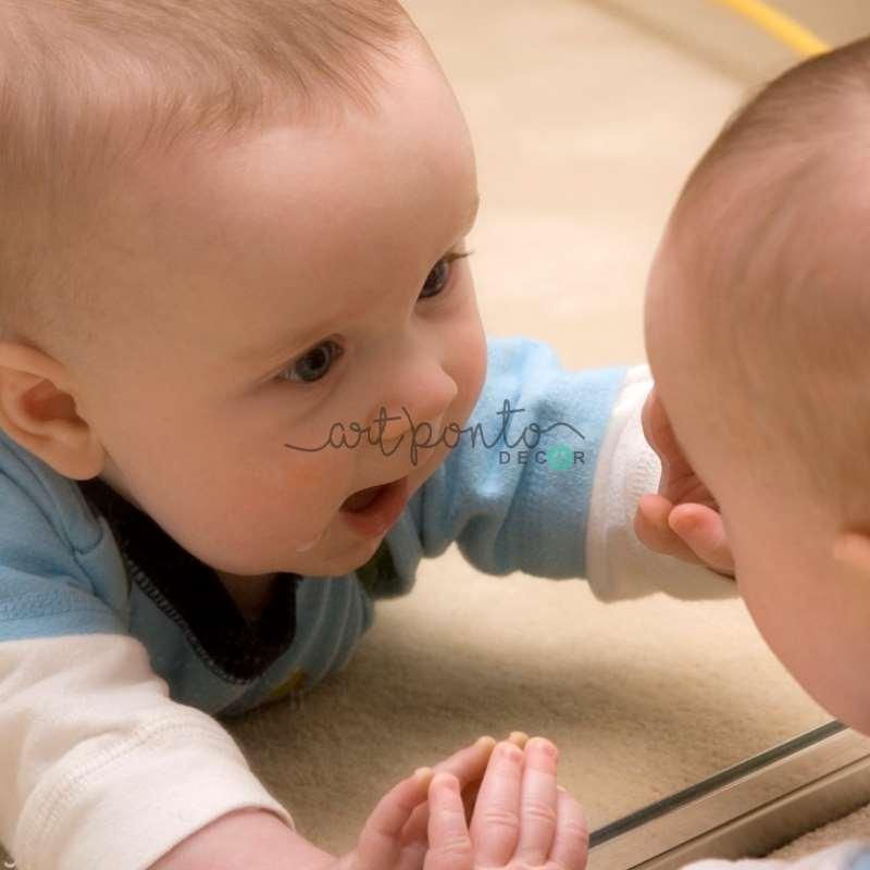 Espelho Montessoriano