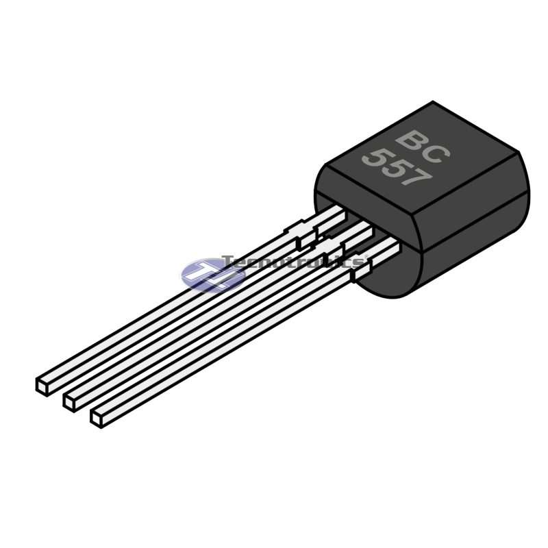 Transistor BC557 PNP Bipolar