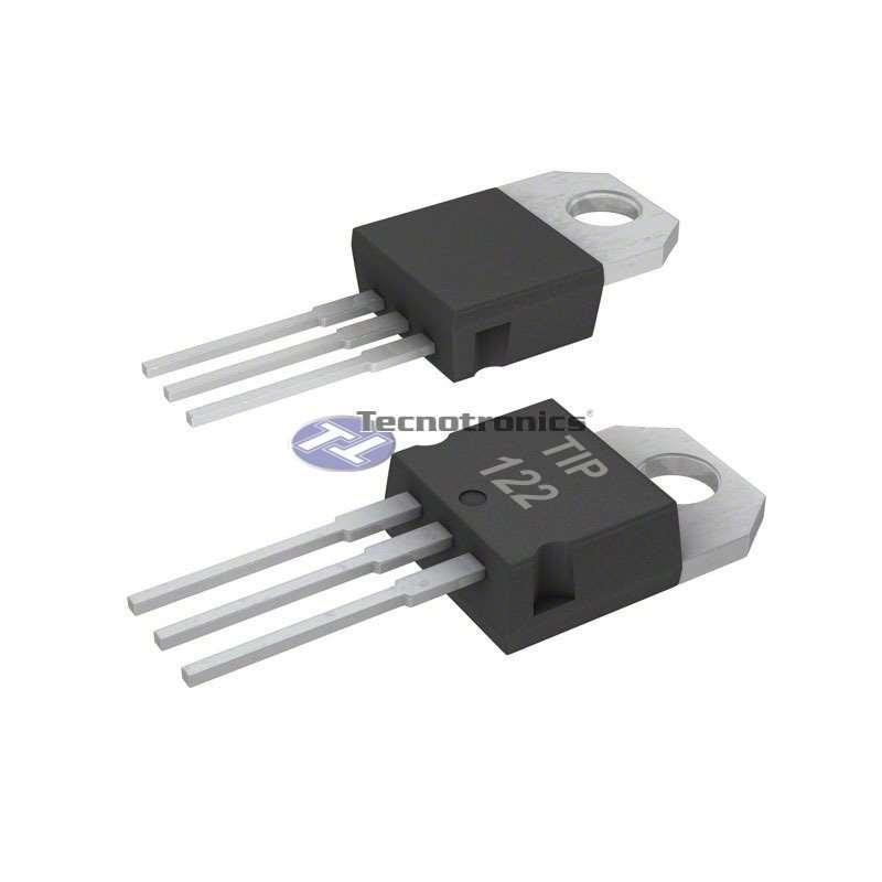 Transistor TIP122 NPN DARLINGTON