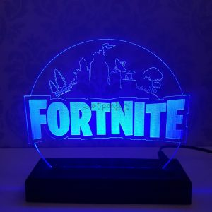 Abajur Fortnite