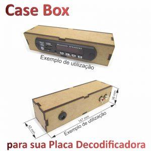 Case P/ Placa Decodificador