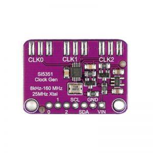 Módulo SI5351 Gerador de Frequência